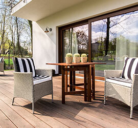 Spring Cleaning Patio Furniture Sliding Glass Door