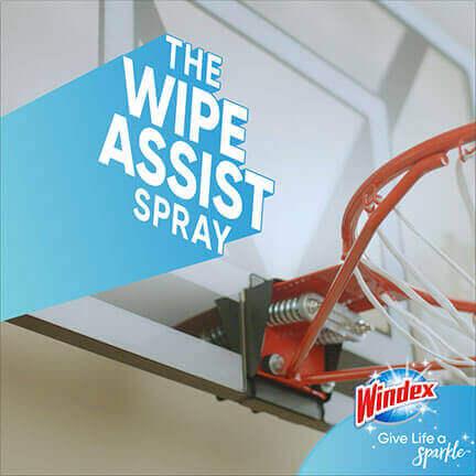 Windex Vidéos Astuces de vaporisateur