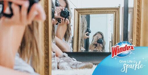 Windex Page d'accueil Ajoutez une touche d'originalité à vos égoportraits