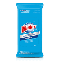 Windex® Glass Wipes Pouch